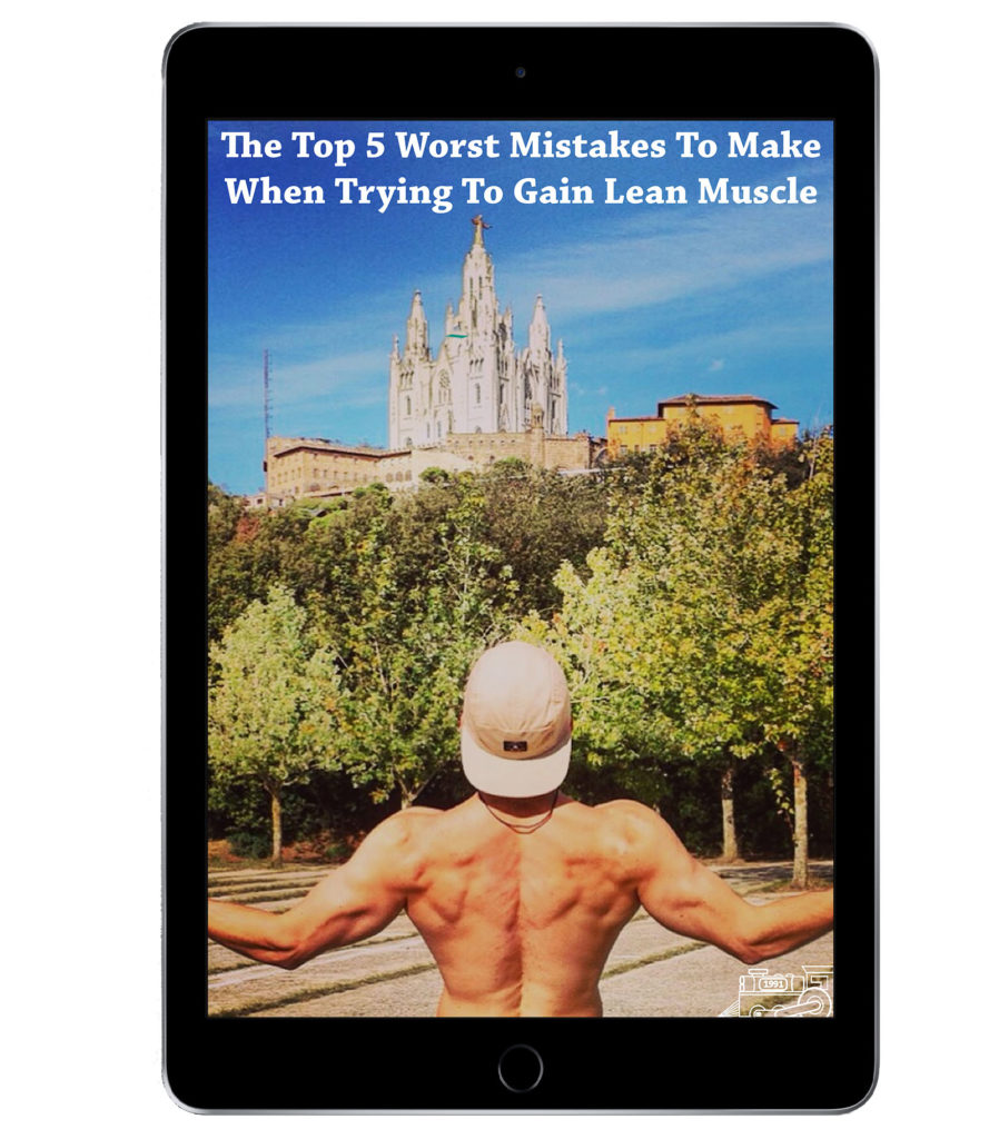 free ebook download top 5 worst mistakes to make when gaining muscle