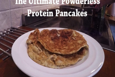 protein pancakes pre workout recipe