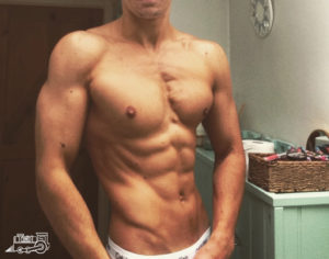 Abs Made in the kitchen diet sixpack