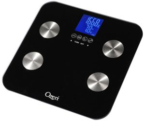 Ozeri touch 200 bathroom scale review