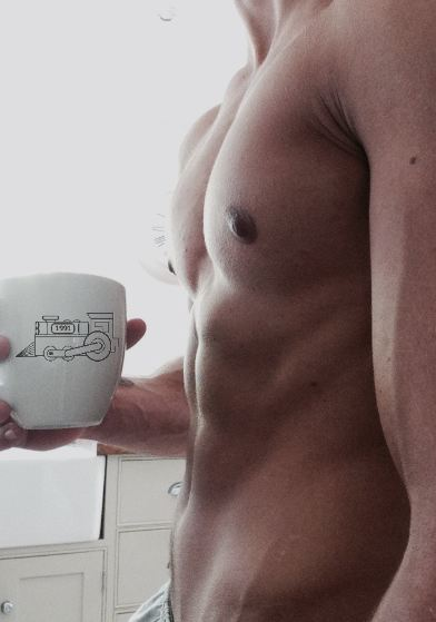 Coffee Abs Train-Natural Fat loss 2