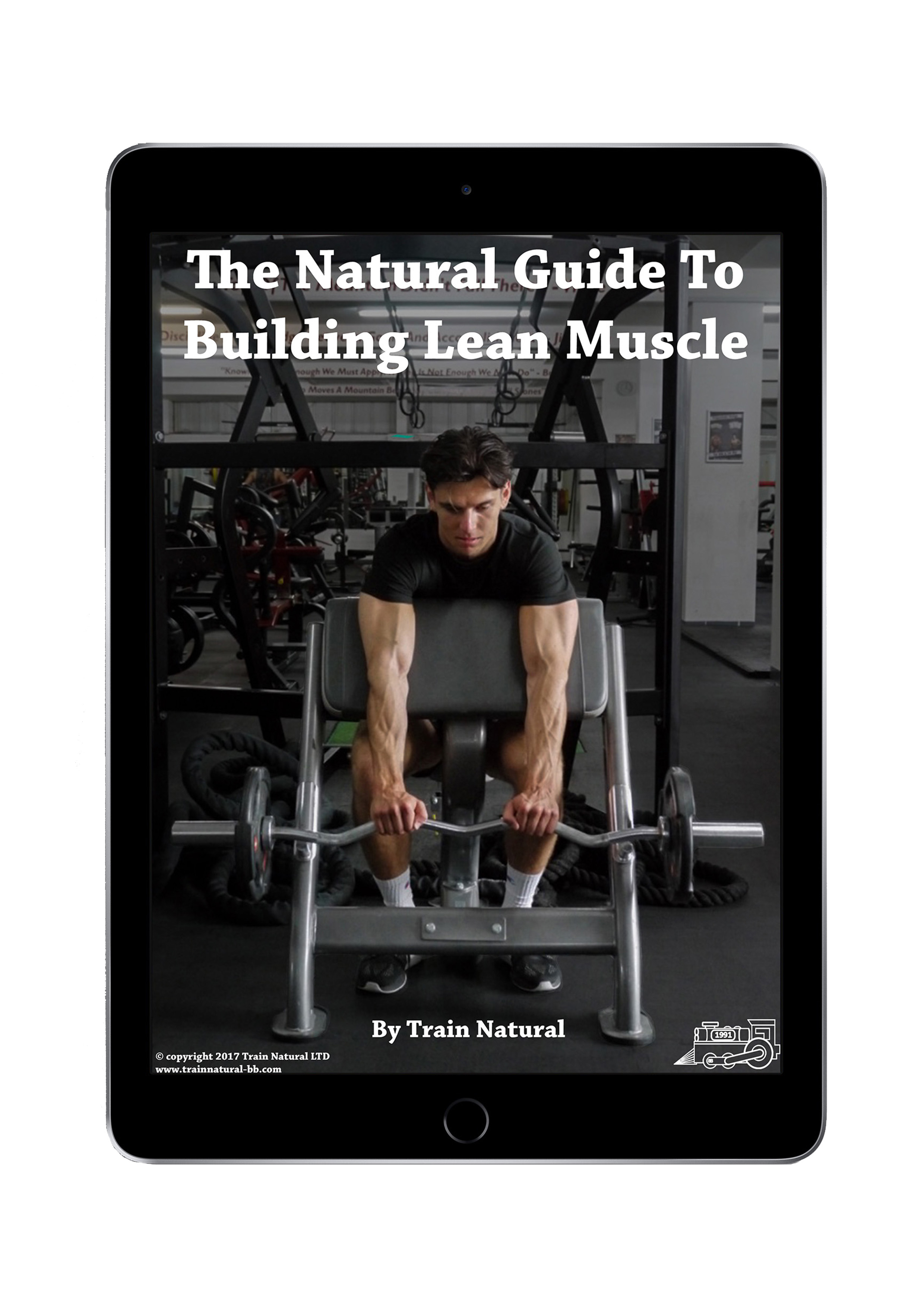 The Natural Guide To Building Lean Muscle: Natural Bodybuilding ...
