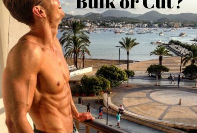 Should You Bulk or Cut lean muscle building